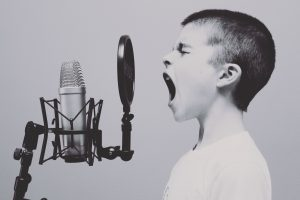 The noise of parenting